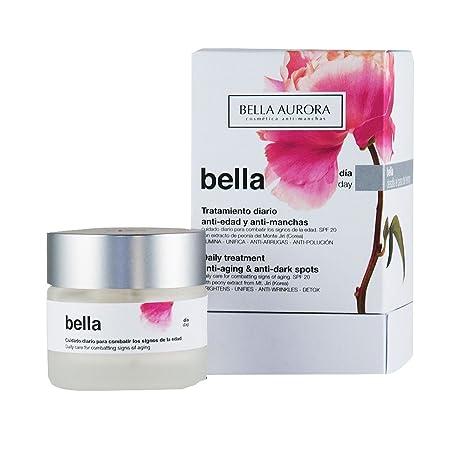 Bella Aurora, Crema diurna facial (piel madura, anti-manchas) - 50