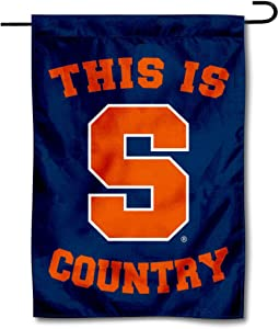 College Flags & Banners Co. Syracuse Orange This is Orange Country Garden Flag