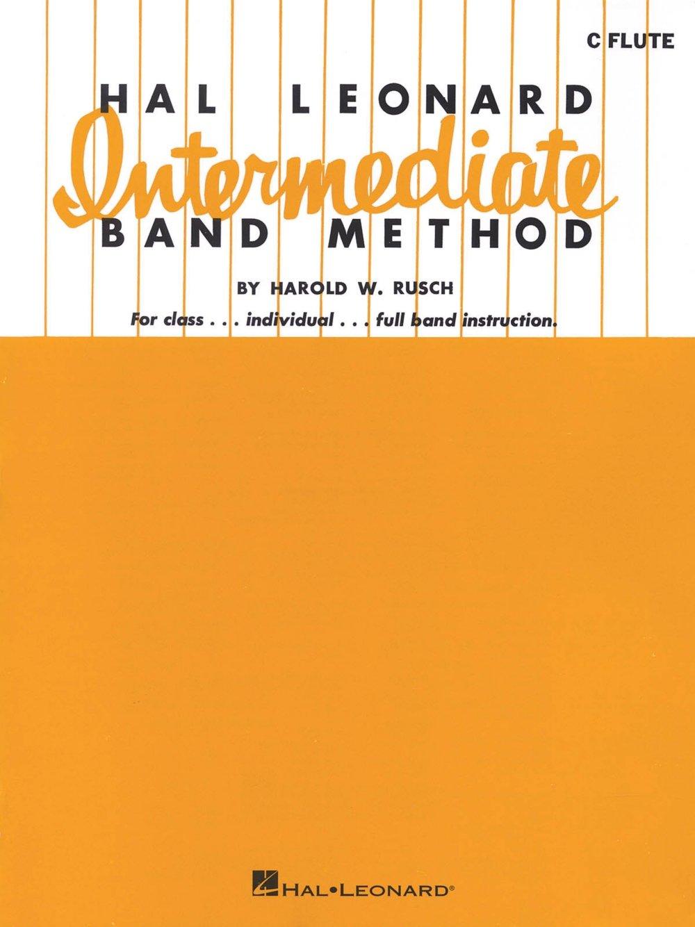 Hal Leonard Intermediate Band Method - Oboe Oboe HL