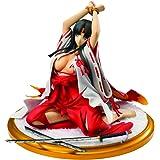 クイーンズブレイドリベリオン 剣聖巫女トモエ エクセレントモデルLIMITED 1/8スケール 彩色済み完成品フィギュア