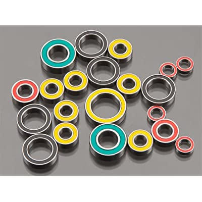 Complete Ball Bearing kit for the Traxxas Slash 4x4 by ACER Racing: Toys & Games