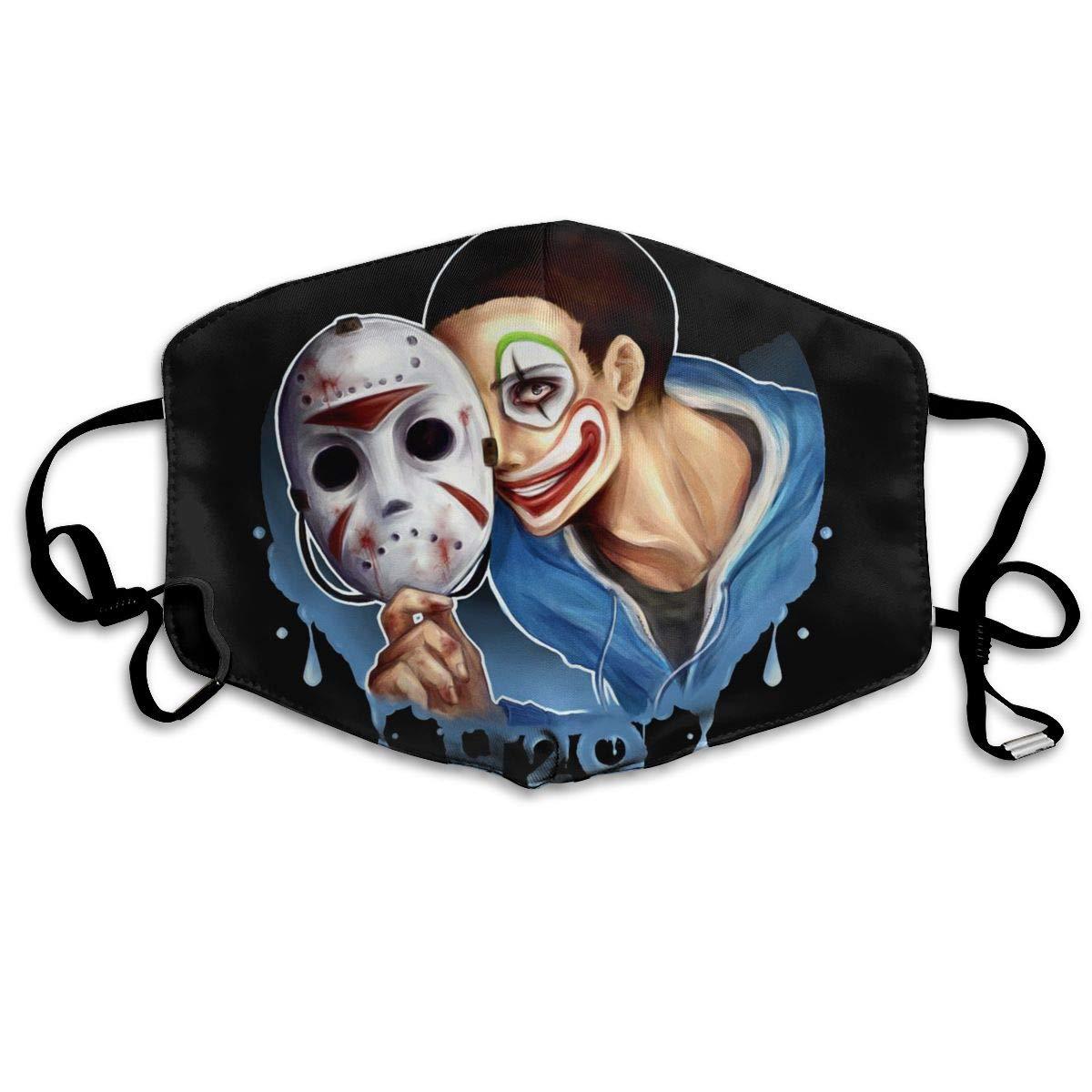 Amazon com: Simoner Anti Dust Mask Best-H2O-Delirious Anti Pollution