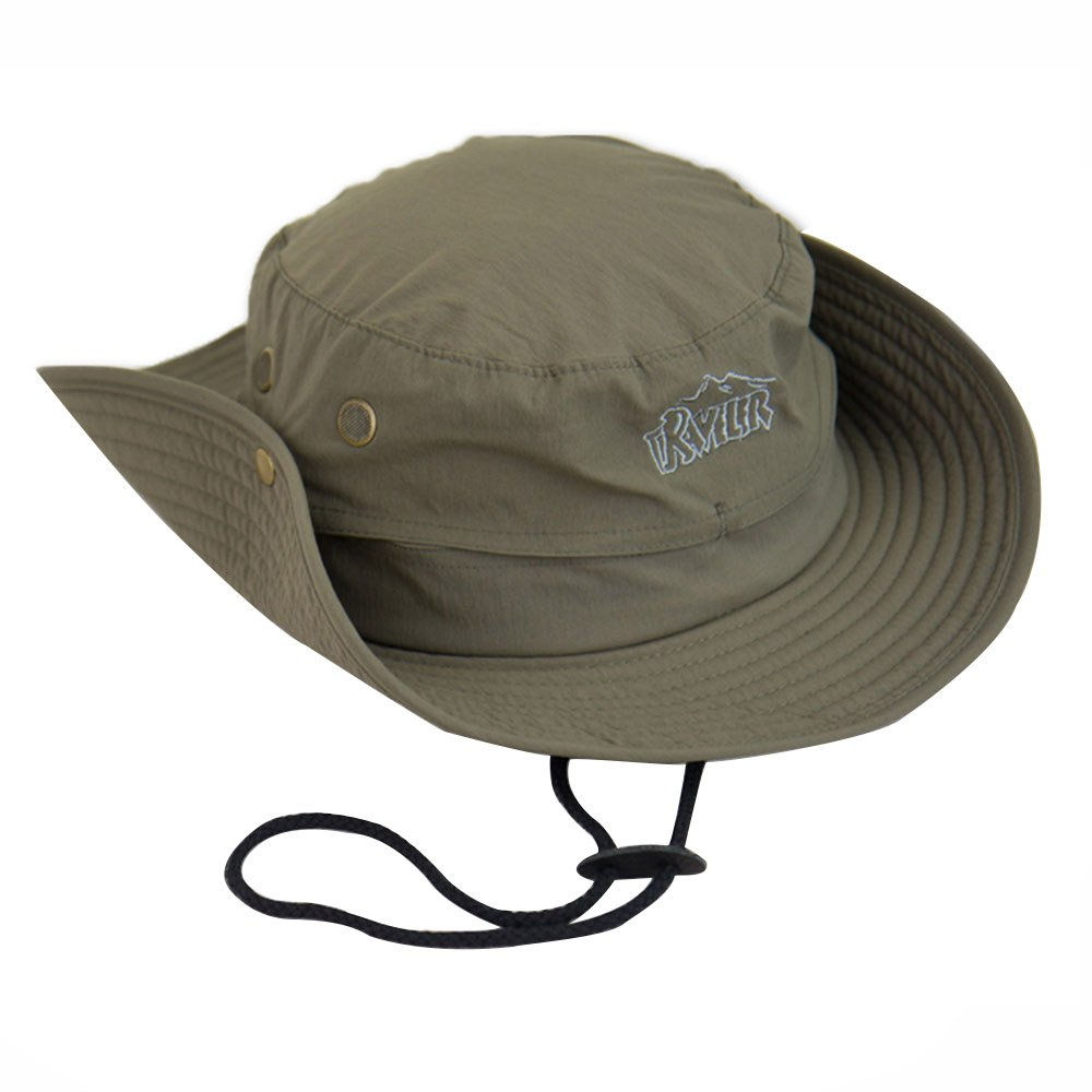 868aa70849f6f Traveler Bucket Hat Boonies Hunting Fishing Outdoor Cap - Wide Brim  Military Boonies Hat Model No  TR-113101 (Army green)