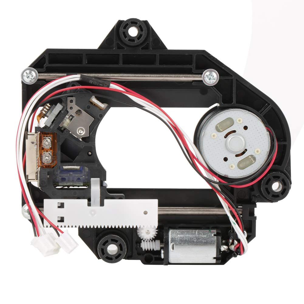 Optical Pick-Up Laser Lens Mechanism, Walfront KHM-313AAA Optical Pick-Up Laser Lens Mechanism Optical Drive Replacement Parts (Black) by Wal front (Image #3)
