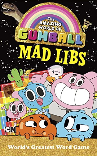 Amazing World Gumball Mad Libs