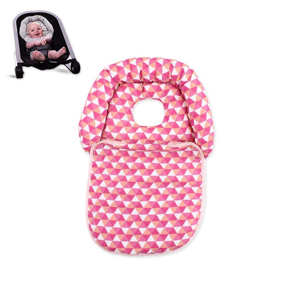 Aolvo Baby Head Shaping Pillow, Soft Baby Flat Head Pillow Body Neck Support Pillow Cushion Car Seats Strollers, Mom Gift Infants Baby Boy & Girl