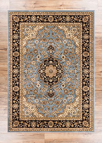 Formal Traditional Area Rug 3x5 4x6 311 X 53 Easy To Clean Stain Fade Resistant Shed Free Modern Contemporary Soft Living Dining Room
