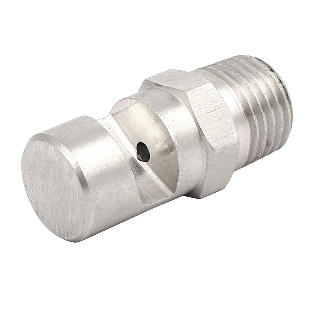 uxcell 1/4BSP 304 Stainless Steel Wide Angle Flood Jet Flat Fan Spray Tip Nozzle by uxcell