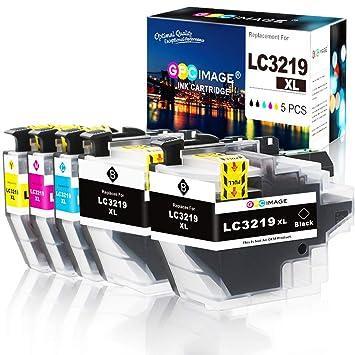 GPC Image LC3219 LC3219XL Cartuchos de tinta compatibles para ...