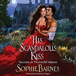 His Scandalous Kiss