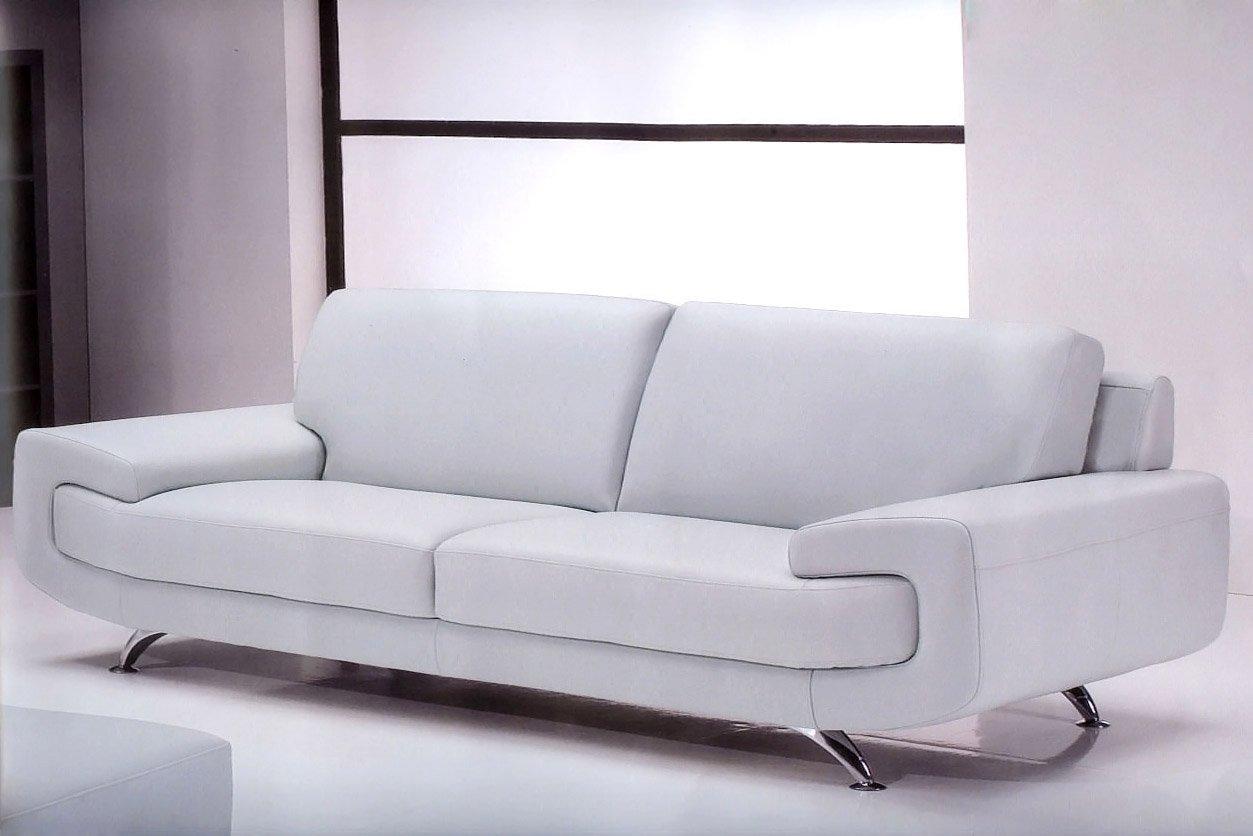 Sofa Colorado, Leder spessorata Divano 4 posti - 280x80x90cm Pelle ...