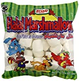 Ziyad Halal Marshmallows- 2 Pack of 8.82 Ounce Bags
