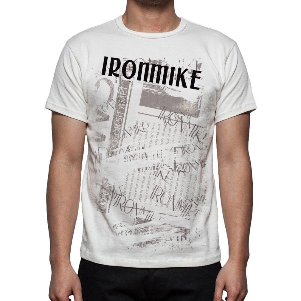 Palalula Homme Boxe Mike Tyson IronMike T-Shirt Boxeo-16-$P
