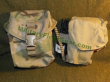 Amazon com: Usgi Military Molle Ii Improved First Aid Kit