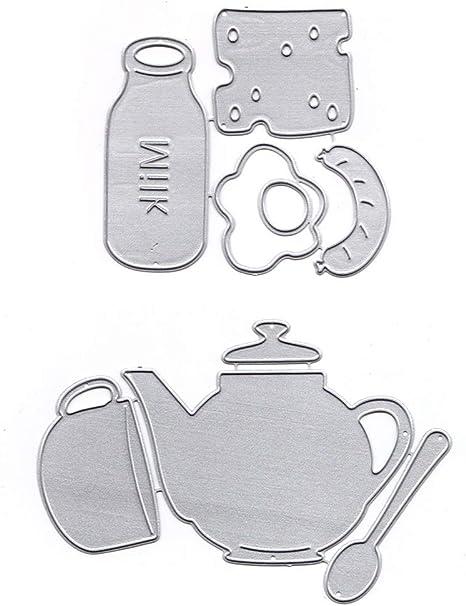 Diverse Metal Cutting Dies Stencil Scrapbooking Embossing Paper Card Crafts