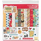 "Photo Play Collection Pack 12""X12""-Roxie & Friends"