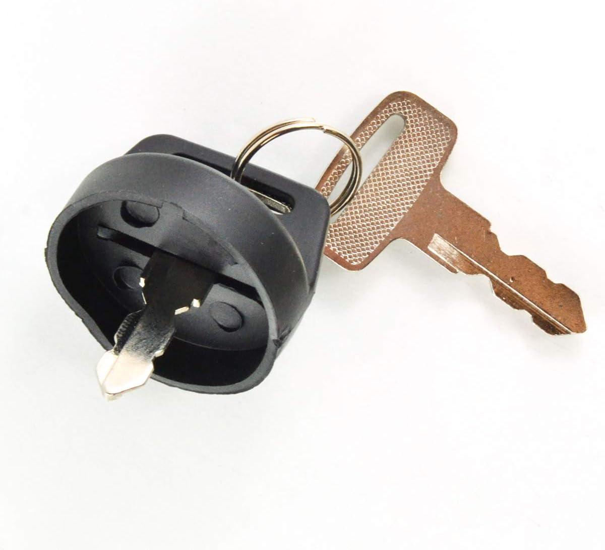QAZAKY Ignition Key Switch Replacement for Arctic Cat Bearcat M Pantera TZ Z 1 XF ZR Prowler 500 550 650 700 Wildcat Sport 1000 X 4 3000 5000 7000 9000