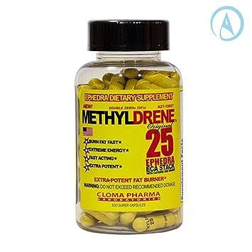 Buy Cloma Pharma, MethylDrene Elite Stack, 100 tablets (Cloma Pharma) - fat burners in the online store