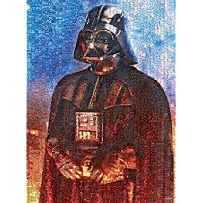 Buffalo Games Star Wars Photomosaic Darth Vader Sith Lord Jigsaw Bigjigs Puzzle 1000 Piece By Buffalo Games