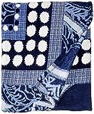 Vera Bradley Throw Blanket, Fleece, Indio,One size