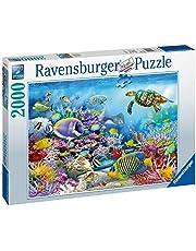 Ravensburger Coral Reef Mystery 2000 bitar pussel för vuxna och för barn i åldern 12 och uppåt