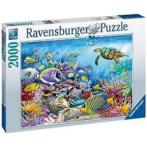 Ravensburger Barriera Corallina Puzzle Da Adulti Multicolore 2000 Pezzi 16704
