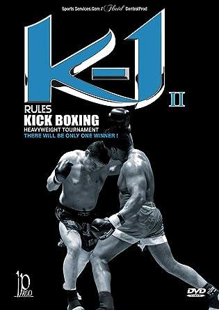 Amazon com: K-1: Rules Kick Boxing - Heavyweight Tournament