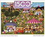 Assortment Carnival Time at Willow Bend Jigsaw Puzzle, 1500-Piece