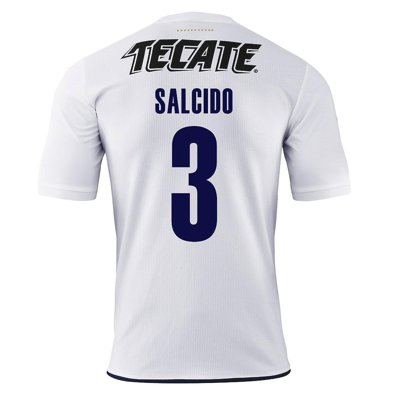 Puma Salcido # 3 Chivas Guadalajara Away Soccer Jersey 2016 / 17 B01MQCN1W9S