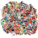 100-PCs Cool Sticker Random Sticker