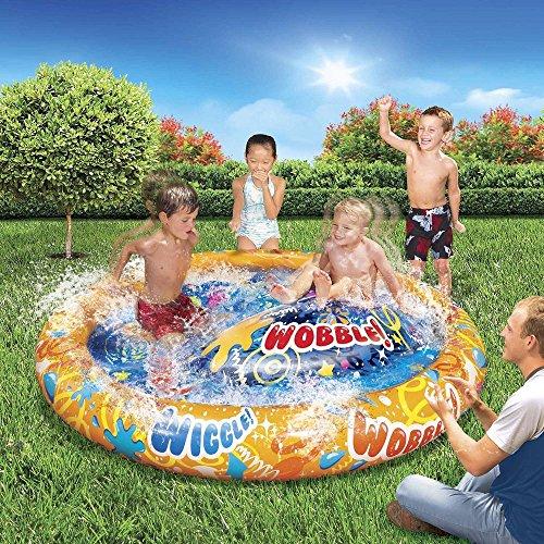 Banzai Wiggle N Wobble Inflatable Wave Pool