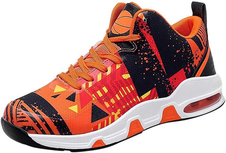 Jfhrfged - Zapatillas de Running de Calle para Hombre, Estilo Casual, Bajas, Deportivas, Fitness, Antideslizantes, para Correr o Hacer Deporte: Amazon.es: Zapatos y complementos