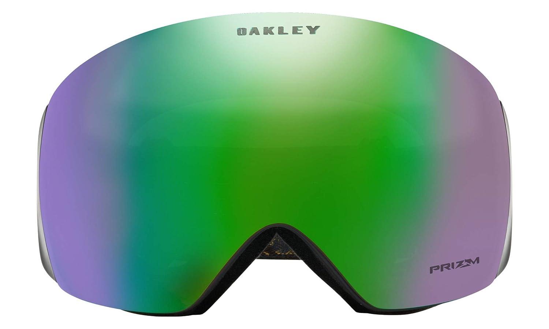 4c2340088835 Amazon.com   Oakley Flight Deck Prizm Snow Goggles Camo Vine Jungle W Prizm  Jade Iridium Lens   Sports   Outdoors