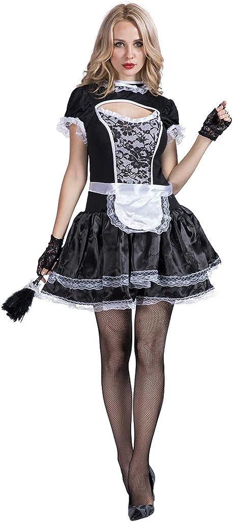 French Maid Costume Women