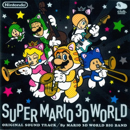super mario 3d world soundtrack - 1