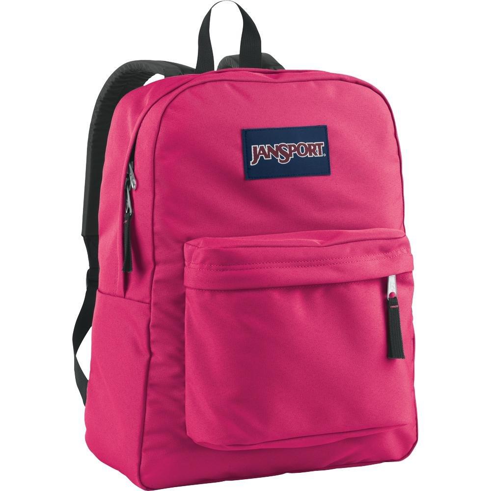 Jansport Pink Backpack for girls Classic Superbreak