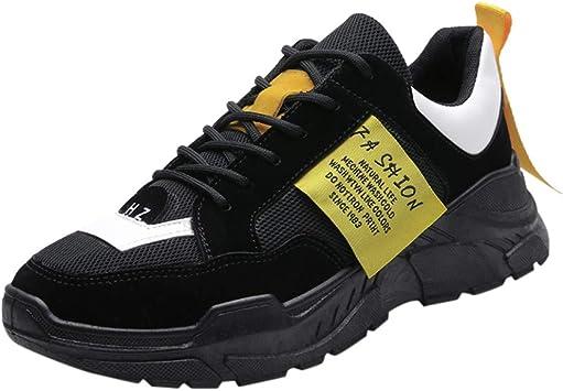Amazon.com: Zapatillas deportivas para hombre de moda ...