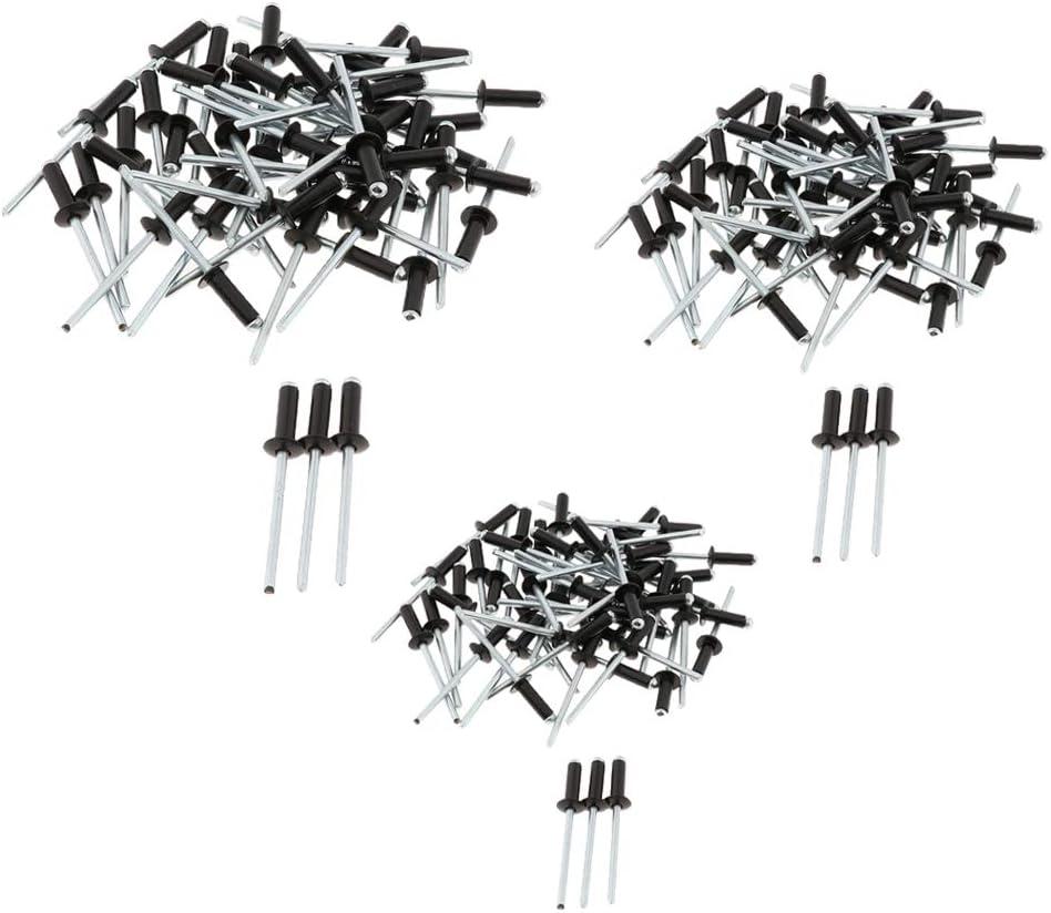 Als Bild M6/×16mm 50er 10er Packung Edelstahl Blindnieten Befestigungssatz Edelstahlnieten Korrosionsbest/ändig