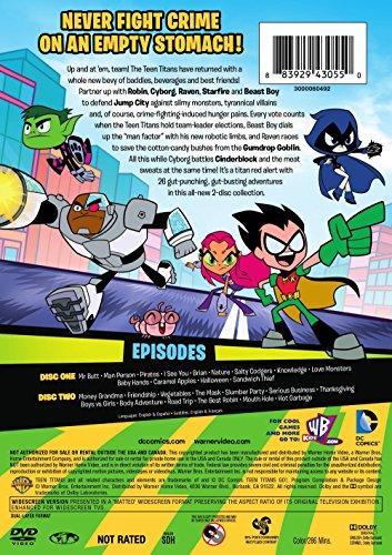 Teen Titans Go Appetite For Disruption Season 2, Part 1 -6802