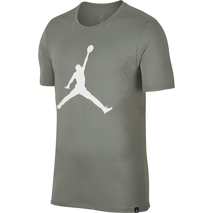 Jordan Sportswear Brand 6 Camiseta Hombre Verde XS (X-Small)
