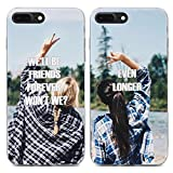 Best Case Friends - iPhone 7 Plus Bff Cases- Every Blonde Needs Review