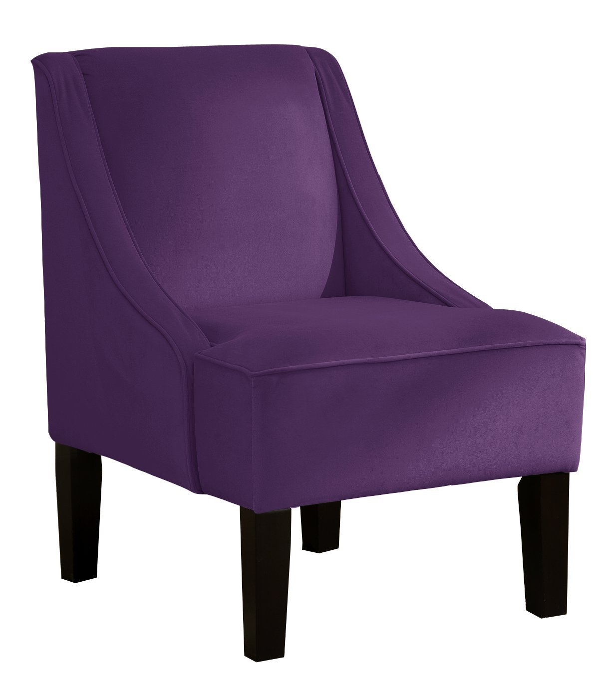 Large Purple Chair For Living Room