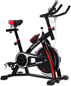 Scenic Heavy FLYWHEEL Spin Exercise Bike Machine SEMI Commercial Home Gym