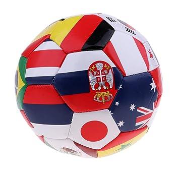 SM SunniMix Tamaño 5 Fútbol Entrenamiento De Fútbol/Balón De ...