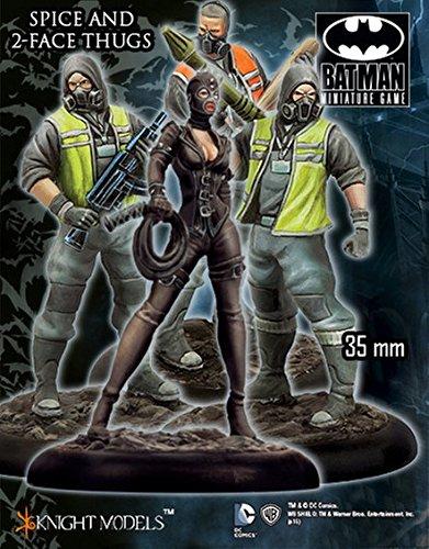 Face Spice (Batman Miniature Spice & Two-Face Thugs)
