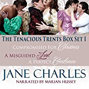 Tenacious Trents, Box Set 1   Jane Charles