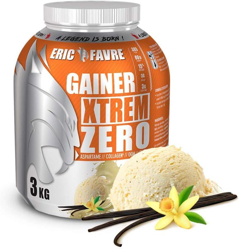 Gainer Xtrem Zero - Proteínas de masa