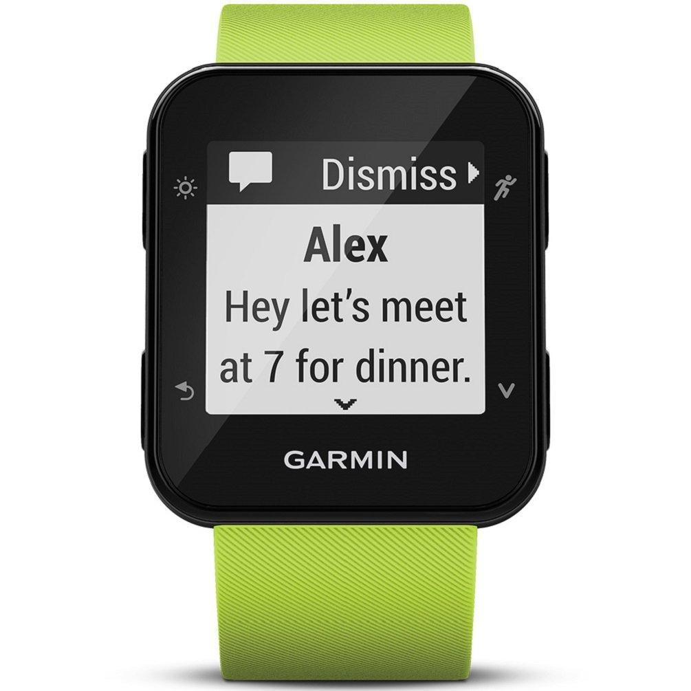 Garmin Forerunner 35 Watch, LimeLight - International Version - US warranty by Garmin (Image #2)