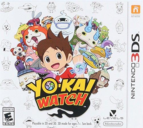 Comprar Juegos 3ds Yokai Lo Mejor Al Mejor Precio 2019
