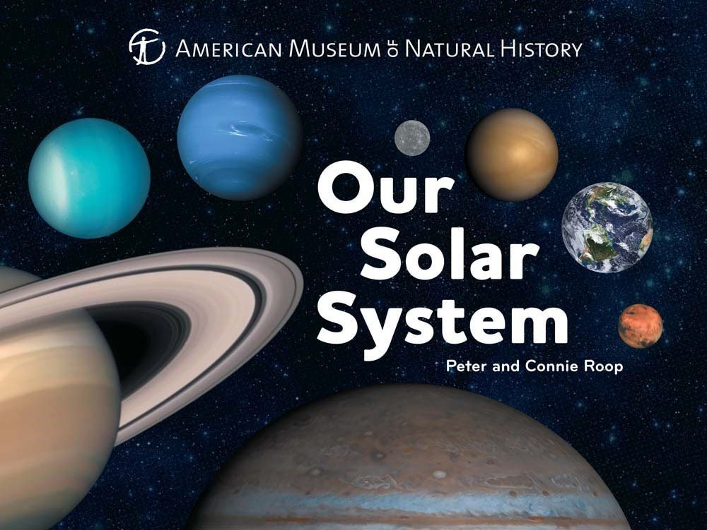 amazon our solar system science for toddlers peter roop